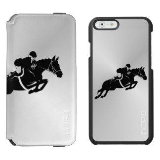 Equestrian Jumper Incipio Watson™ iPhone 6 Wallet Case