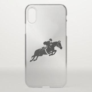 Equestrian Jumper iPhone X Case