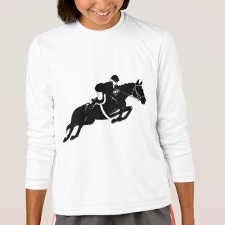 Equestrian Jumper T-Shirt