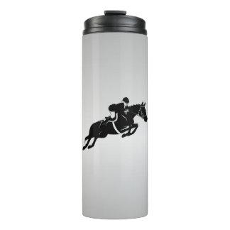Equestrian Jumper Thermal Tumbler