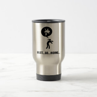 Equestrian Coffee Mug