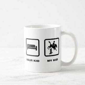 Equestrian Basic White Mug