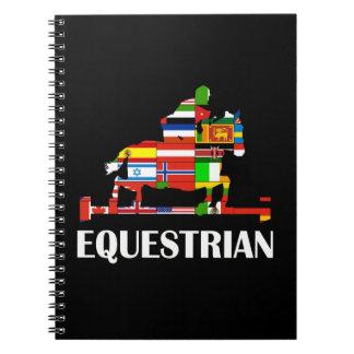 Equestrian Notebooks