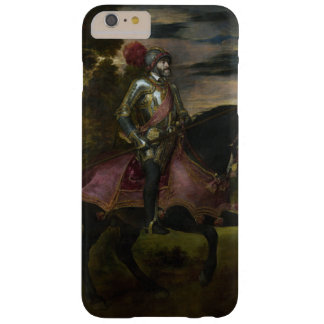 Equestrian Portrait of Charles V by Titian Barely There iPhone 6 Plus Case