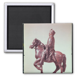 Equestrian statue of Charlemagne Magnet