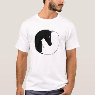 Equestrian Ying Yang T-Shirt