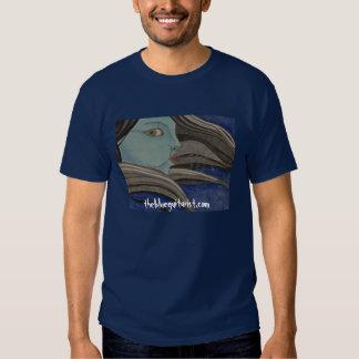"Équilibre 1"" du guitariste bleu ""T-shirt Tee-shirt"