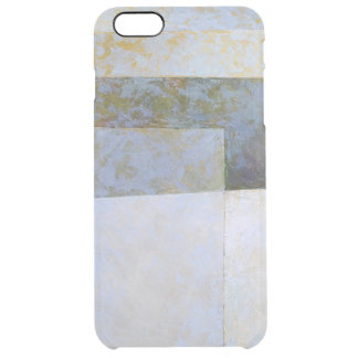 Equilibre no 24 clear iPhone 6 plus case
