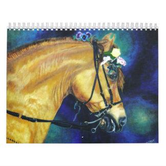 Equine 2011 Calendar #1