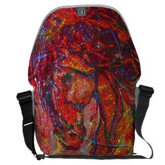 Equine Messenger Bag Large