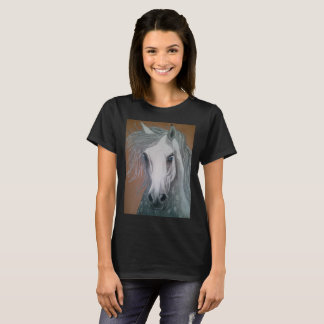 Equine oil painting. T-Shirt