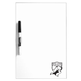 Equine Unlimited Dry Erase Board