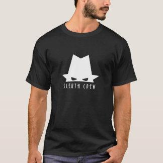 Équipage de détective t-shirt