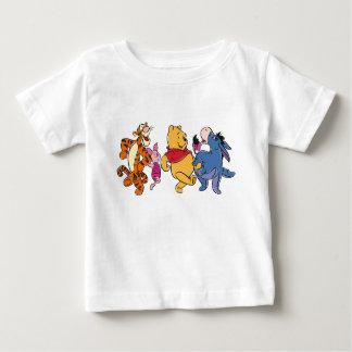 Équipage de Winnie the Pooh T-shirt Pour Bébé