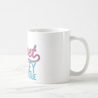 équipe à l'eau de rose de rue mug