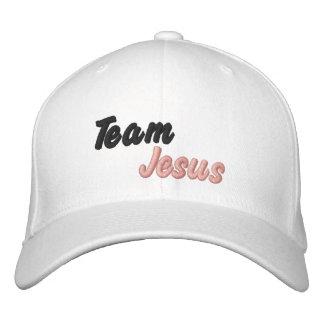 Équipe customisée Jésus de chapeau Chapeau Brodé