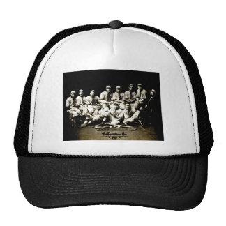 Équipe de baseball 1917 casquette de camionneur