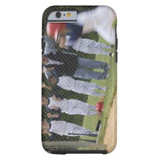 Équipe de baseball coque iPhone 6 tough