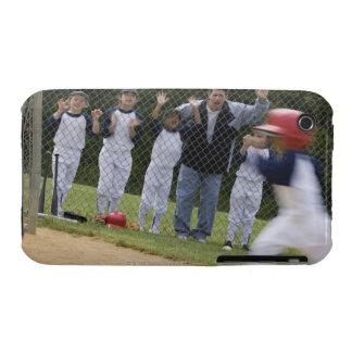 Équipe de baseball coques iPhone 3