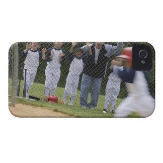 Équipe de baseball étui iPhone 4