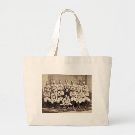 Équipe de baseball de Brooklyn, 1889 Sacs