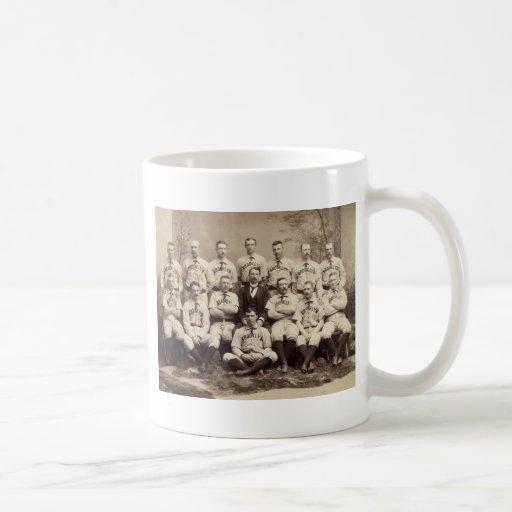 Équipe de baseball de Brooklyn, 1889 Mugs