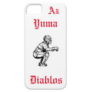 équipe de baseball de diablos coques Case-Mate iPhone 5