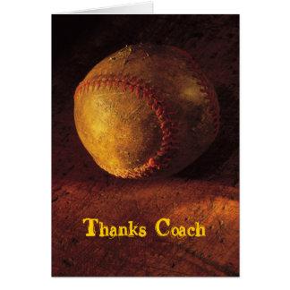Équipe de baseball - sports - carte