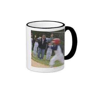 Équipe de baseball mugs