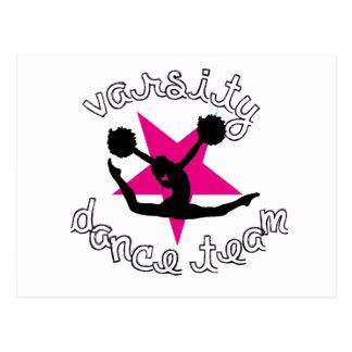 Équipe de danse de Pom Cartes Postales