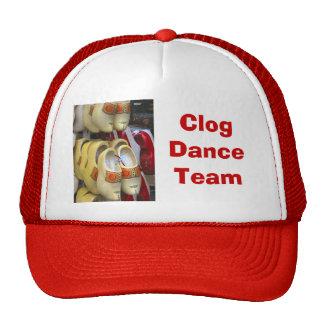Équipe de danse d'entrave, entraves à vendre casquette de camionneur
