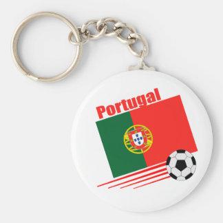 Équipe de football portugaise porte-clefs
