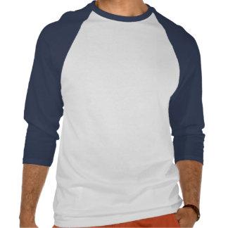 Équipe de natation de fac : Heure heureuse T-shirt