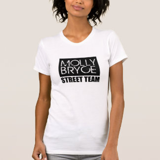 Équipe de rue de Bryce d'aquarium populaire T-shirt