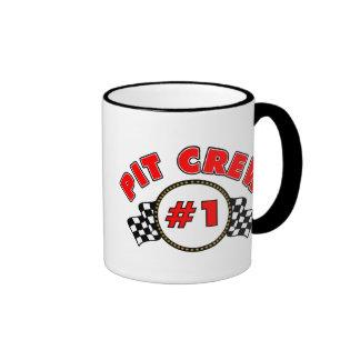 Équipe du stand de ravitaillement #1 mugs