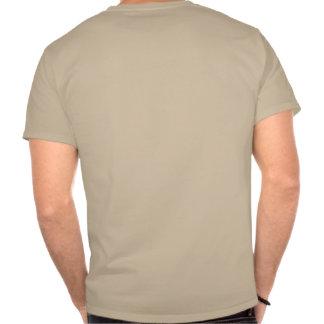 Équipe du stand de ravitaillement 250º tee-shirt