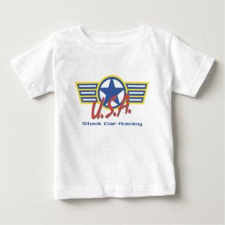 Équipe du stand de ravitaillement de voiture t shirt
