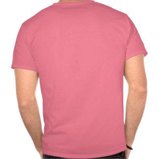 Équipe du stand de ravitaillement tee-shirts