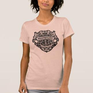 """""""Équipe Heathcliff"""" les Hauts de Hurlevent T-shirts"""