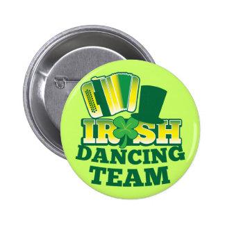 ÉQUIPE irlandaise de danse Pin's