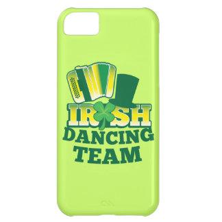 ÉQUIPE irlandaise de danse Étui iPhone 5C