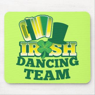 ÉQUIPE irlandaise de danse Tapis De Souris