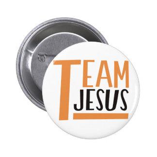 Équipe Jésus Badge