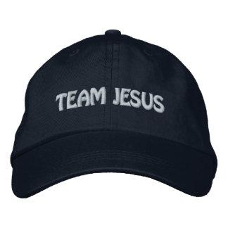 Équipe Jésus Casquette De Baseball