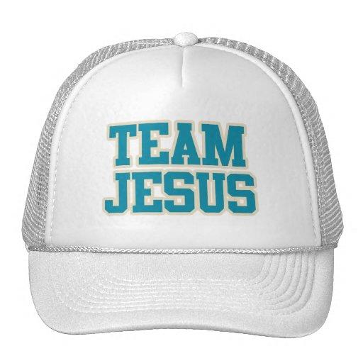 Équipe Jésus Casquette