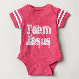 Équipe Jésus Onsie Tshirts