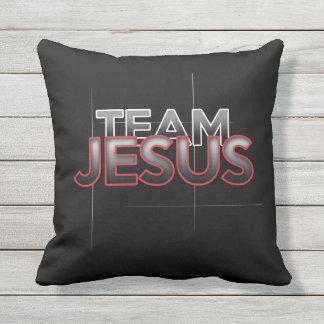 équipe Jésus Oreillers