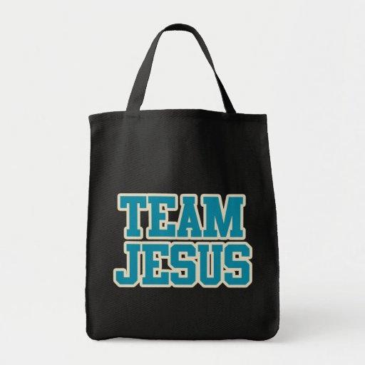 Équipe Jésus Sac Fourre-tout