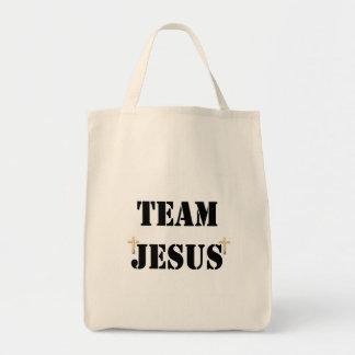 Équipe Jésus Sacs En Toile