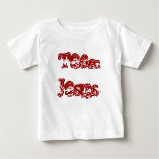 Équipe Jésus T-shirt Pour Bébé